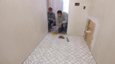 Tiling Is a Family Affair | Cape Ann