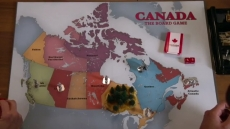 Canada, The Board Game (Season Finale)
