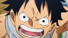 Luffy's Determination! Win Through the Sumo Inferno!