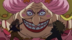 The Storm Has Come! A Raging Big Mom!